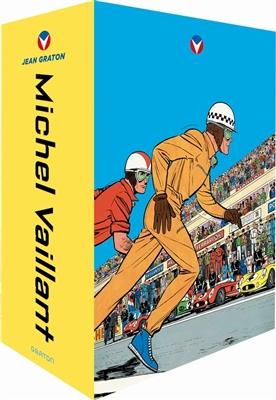 Michel vaillant box 01. 13 delen (1t/m13) -