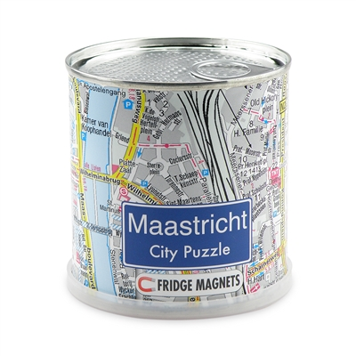 Maastricht city puzzle magnets