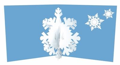 Snowflakes 02 (6 ex - 4,25 per stuk)