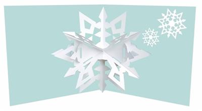 Snowflakes 03 (6 ex - 4,25 per stuk)