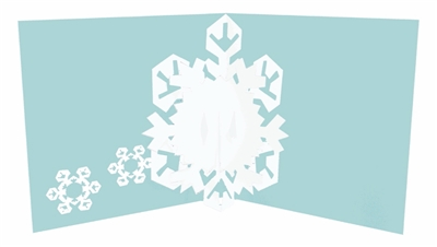 Snowflakes 04 (6 ex - 4,25 per stuk)