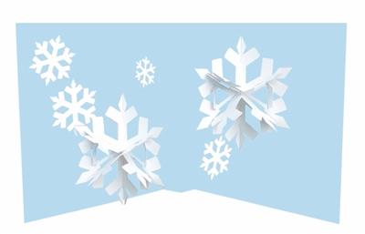 Snowflakes 06 (6 ex - 4,25 per stuk)