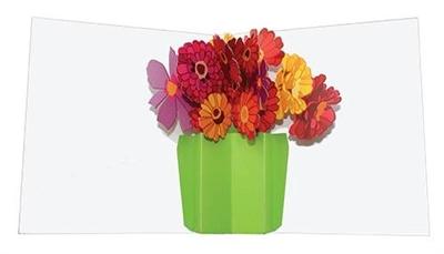 Flower bouquet 06 (6 ex - 4,25 per stuk)
