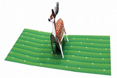 Deer (6 ex - 4,25 per stuk)
