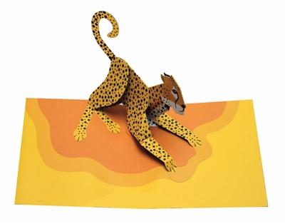 Cheetah (6 ex - 4,25 per stuk)