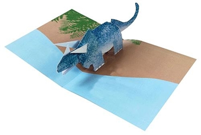 Triceratops (6 ex - 4,25 per stuk)