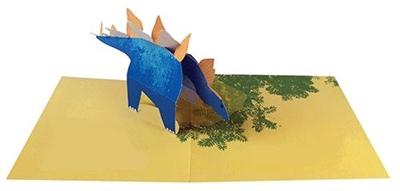 Stegosaurus (6 ex - 4,25 per stuk)