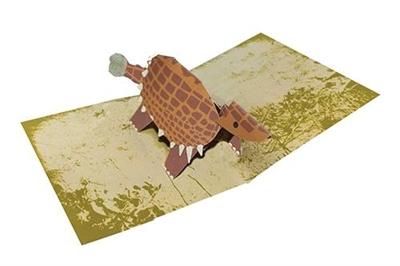 Ankylosaurus (6 ex - 4,25 per stuk)