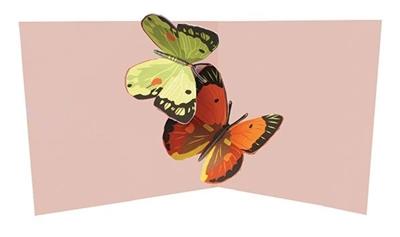 Two butterflies (6 ex - 4,25 per stuk)