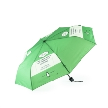 Casebook of sherlock holmes umbrella (green)
