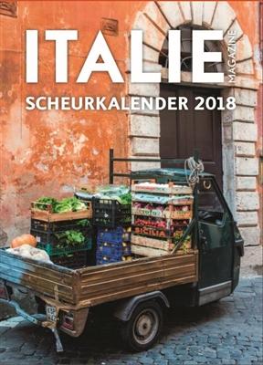 Italie magazine scheurkalender 2018 -