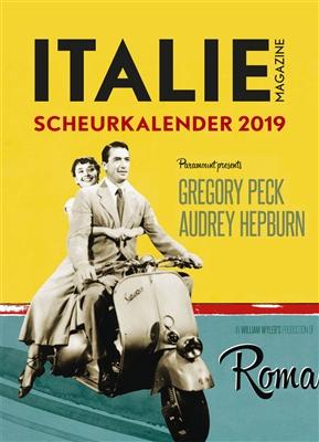 Italië magazine scheurkalender 2019