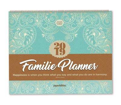 Piens family planner 2019