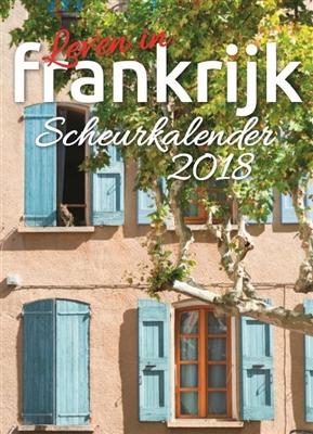 Leven in frankrijk scheurkalender 2018 -