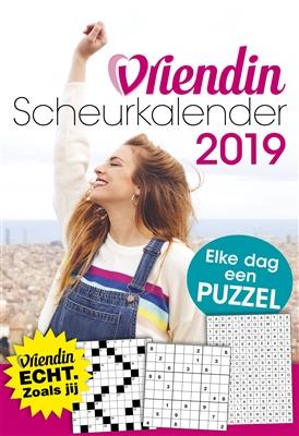 Vriendin scheurkalender 2019