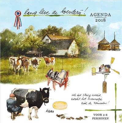 Lang leve de boerderij agenda 2018