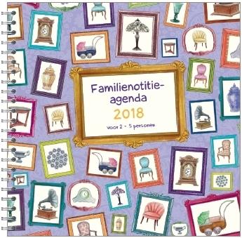 Familie notitie agenda 2018