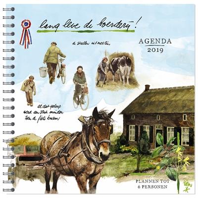 Lang leve de boerderij agenda 2019