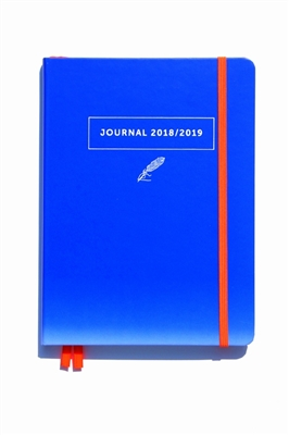 My journal schoolagenda 2018-2019