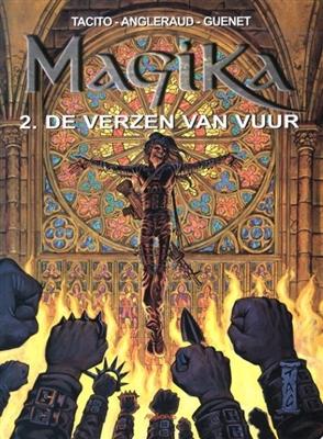 Magika 02. de verzen van vuur -