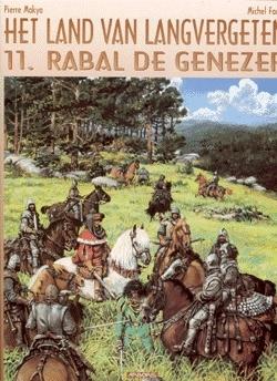 Land van langvergeten 11. rabal de genezer -