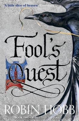 Fitz and the fool (02): fool's quest