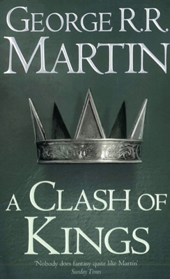 Song of ice and fire (02): clash of kings -