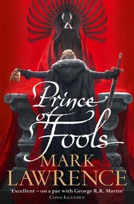 Red queen's war (01): prince of fools