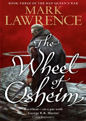 The wheel of osheim (03): red queen's war