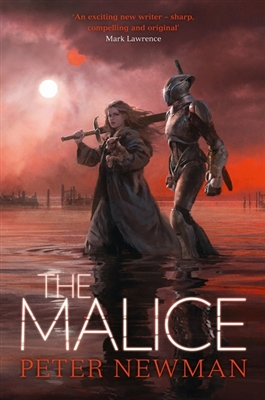 The vagrant trilogy (02): the malice