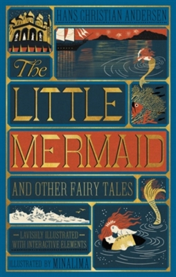 Little mermaid and other fairy tales illustrated with interactive elements)