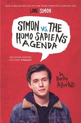 Simon vs the homo sapiens agenda (movie tie-in edition)