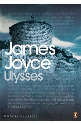 Penguin modern classics Ulysses