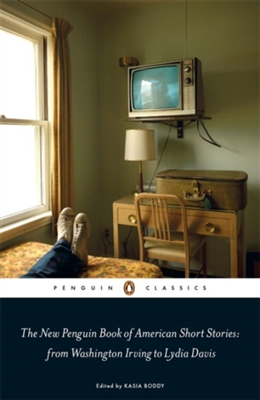 New penguin book of american short stories