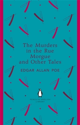 Penguin english library Murders in the rue morgue and other tales