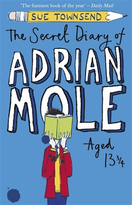 Secret diary of adrian mole aged thirteen and three quarts