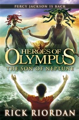 Heroes of olympus (02): son of neptune