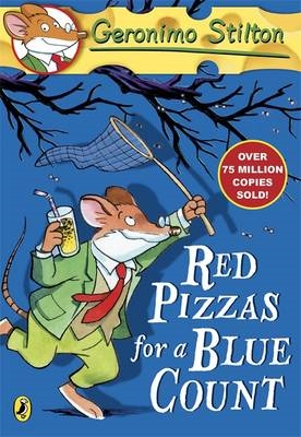 Red pizzas for a blue count (+7)