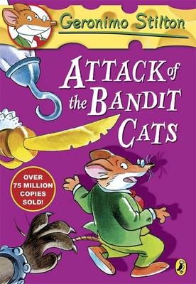 Attack of the bandit cats (+8)