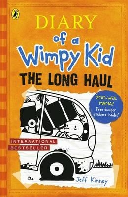 Diary of a wimpy kid (09): the long haul