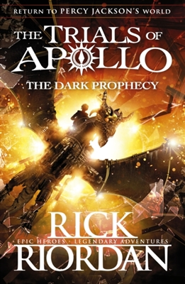 Trials of apollo (02): dark prophecy