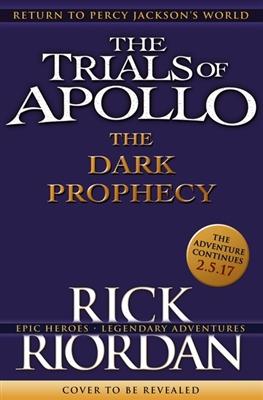 Trials of apollo (02): dark prophecy