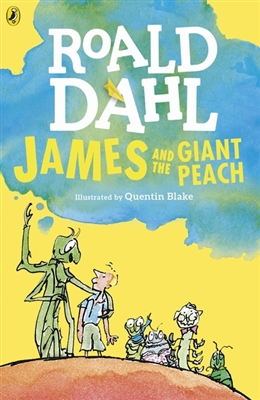 Penguin dahl fiction James and the giant peach