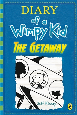 Diary of a wimpy kid (12): the getaway