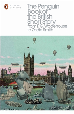 Penguin book of the british short story ii