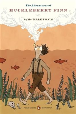 Adventures of huckleberry finn (deluxe edition)