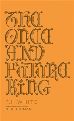 Once and future king (deluxe hardcover)