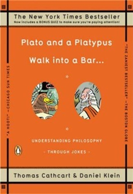 Plato and platypus walk into a bar