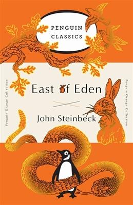 Penguin orange collection East of eden
