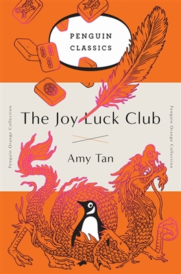 Penguin orange collection Joy luck club